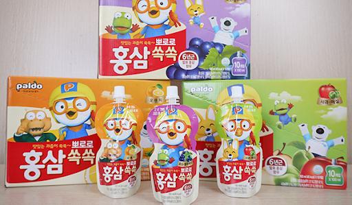 Vì sao nên lựa chọn bột ngũ cốc dinh dưỡng Damtuh Hàn Quốc